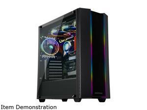 Enermax Makashi II MKT50 Full Tower Gaming PC Case with Addressable RGB Lighting