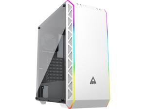 Montech Air 900 ARGB ATX Mid-Tower PC Gaming Case/ High-Airflow, ARGB Lighting Strip, Sync With Motherboard, Dust- Proof, Unique Mesh Side Panel/ EATX, ATX, Micro ATX, Mini ITX/ Black,White