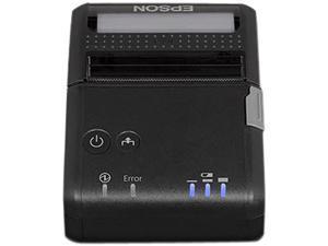 Epson Mobilink TM-P20 Mobile Wireless Receipt Printer, Black - C31CE14012