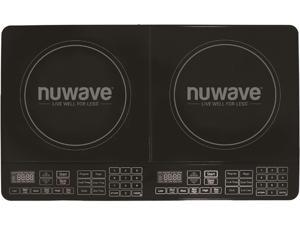 Nuwave Double Precision Induction Cooktop Burner