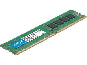 Crucial - DDR4 - 16 GB - DIMM 288-pin - 2400 MHz / PC4-19200 - CL17 - 1.2 V - unbuffered - non-ECC