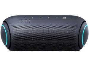 LG XBOOM Go PL7 Portable Bluetooth Speaker with Meridian Sound Technology - Black