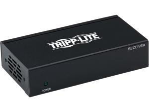 Tripp Lite HDMI Over Cat6 Active Remote Receiver PoC 4K 125ft HDR TAA B127100H