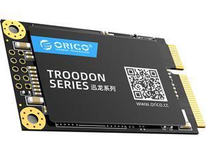 ORICO mSATA 128GB SATA III 3D NAND Internal SSD TLC - mSATA3.0 6Gbps Internal Solid State Drive for Desktop Laptop (M200)