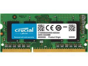Crucial 8GB 204pin DIMM DDR3 PC3-14900 CT102464BF186D