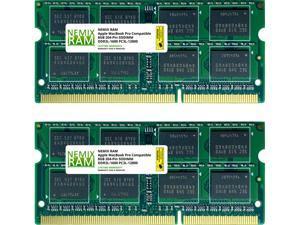 NEMIX RAM 16GB (2 x 8GB) DDR3L-1600 Memory for Apple MacBook Pro 2012 9,1 9,2