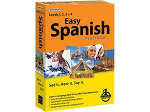 EASY SPANISH PLATINUM (CANADA POSA)