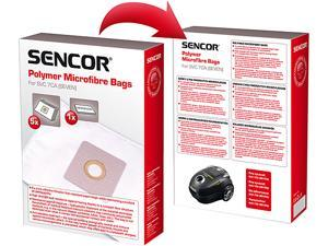 Sencor Polymer Microfibre Bags for Single Use in Vacuum Cleaner SVC 7 (5 PK)