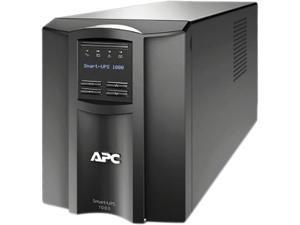 APC Smart-UPS 1000 VA LCD 120V (SMT1000) - 2 Year Warranty Included