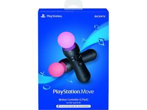 PlayStation Move Controllers - Two Pack