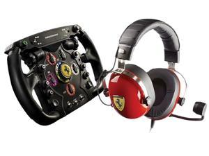 Thrustmaster Scuderia Ferrari F1 Bundle (PS5, PS4, Xbox Series X|S, One and PC)