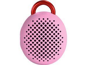 Divoom Bluetune-bean Bluetooth Speaker for Smartphones, Pink , Bluetune-bean Pink