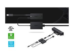 Xbox Kinect Adapter for for Xbox One, Xbox One S, Xbox One X and Windows 10 PC