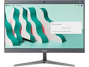 "Acer Chromebase 24 CA24V2 All-in-One Computer - Core i7 i7-8550U - 4 GB RAM - 128 GB SSD - 23.8"" 1920 x 1080 - Desktop"