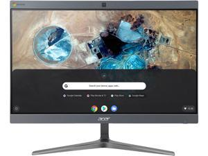 "Acer Chromebase 24 CA24I2 All-in-One Computer - Celeron 3867U - 4 GB RAM - 128 GB SSD - 23.8"" 1920 x 1080 - Desktop"