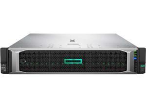 HPE ProLiant DL380 Gen10 4208 1P 32GB-R P408i-a NC 8SFF 500W PS Server