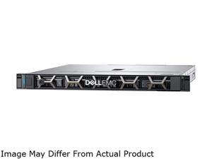 Dell EMC PowerEdge R240 - Server - rack-mountable - 1U - 1-way - 1 x Xeon E-2134 / 3.5 GHz - RAM 8 GB - HDD 1 TB - Matrox G200 - GigE - no OS - monitor: none