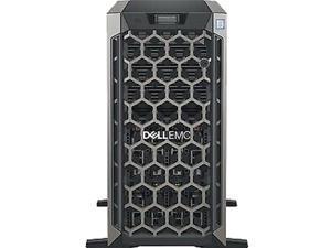 Dell Emc Poweredge T440 5U Tower Server - 1 X Xeon Silver 4208 - 16 Gb Ram - 1 Tb (1 X 1 Tb) Hdd - 12Gb/S Sas Serial Ata/600 Controller