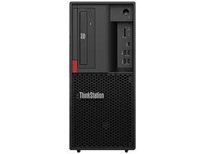 Lenovo ThinkStation P330 30CY001JUS Workstation - 1 x Xeon E-2224G - 16 GB RAM - 512 GB SSD - Raven Black