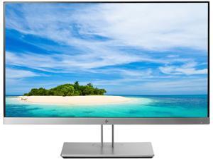 """HP EliteDisplay E233 23"""" Full HD 1920 x 1080 60Hz VGA HDMI DisplayPort USB 3.0 Hub Anti-Glare Backlit LED IPS LCD Monitor"""