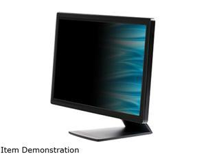 3M PF324W9 Framed Privacy Filter for Widescreen Desktop LCD Monitor Black