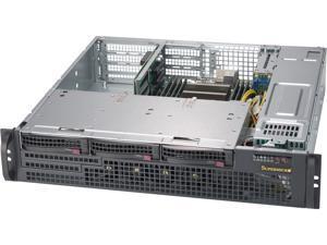 Supermicro CSE-825MBTQC-R802WB Sc825Mb 2U Rm Blk 800W Rps Wio Compact Sas3 Cse