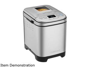 Cuisinart CBK-110C Compact Automatic Bread Maker, Stainless Steel