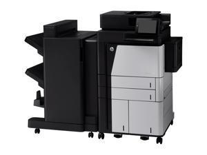 HP LaserJet Enterprise M830Z (D7P68A#BGJ) Duplex 1200 dpi x 1200 dpi Wireless / USB Mono Laser MFP Printer