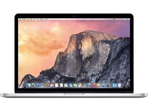 """Apple MacBook Pro MF841LL/A 13.3"""" 16GB 512GB Intel Core i5-5287U X2 2.9GHz, Silver"""