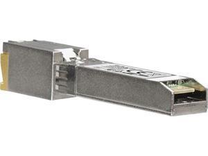 StarTech MSA Compliant 10 Gigabit Copper RJ45 SFP+ Transceiver Module - 30m
