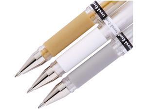 uni-ball Pen,Impact,Metllc,3st,Ast 1919997