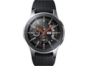 Samsung Galaxy Watch 46mm Smartwatch with Heart Rate Monitor - Silver, SM-R800NZSAXAC