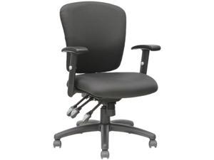 TygerClaw Mid Back Fabric Office Chair (TYFC2312)
