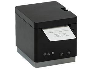 "Star Micronics 39652110  mC-Print2 Thermal Receipt Printer, 2"", Cutter, Ethernet (LAN), USB, CloudPRNT, Black - MCP20 BK US"