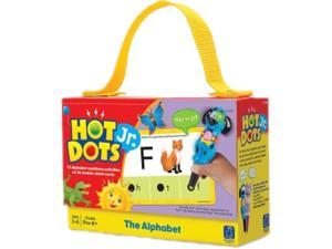Educatnl Insights Hot Dots Jr. Alphabet Card Set