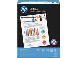 """HP 112101RM Copy & Multipurpose Paper, Letter - 8.50"""" x 11"""" - 20 lb Basis Weight - 92 Brightness - 500 / Ream - White, 1 Ream"""