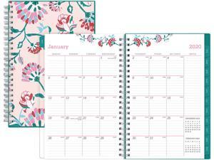 Breast Cancer Awareness Weekly/Monthly Planner, 8 x 5, 2021 101618