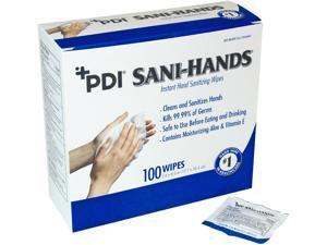 Nice Pak Sani-hands ALC Individual Wipes