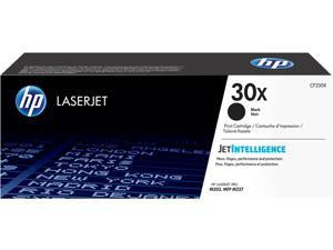 HP 30X High Yield LaserJet Toner Cartridge - Black