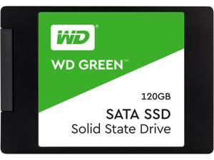"WD Green 120GB PC SSD - SATA III 6Gb/s 2.5""/7mm Solid State Drive - WDS120G2G0A"