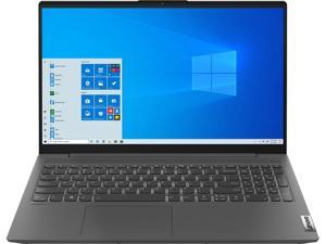 "Lenovo Laptop IdeaPad 5 15IIL05 81YK000SUS Intel Core i5 10th Gen 1035G1 (1.00 GHz) 8 GB Memory 256 GB PCIe SSD Intel UHD Graphics 15.6"" Windows 10 Home 64-bit"