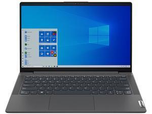"Lenovo Laptop IdeaPad 5 14IIL05 81YH000NUS Intel Core i5 10th Gen 1035G1 (1.00 GHz) 8 GB Memory 256 GB SSD Intel UHD Graphics 14.0"" Windows 10 Home 64-bit"