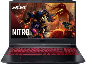 "Acer Nitro 5 AN515-55-53AG Gaming and Entertainment Laptop (Intel i5-10300H 4-Core, 16GB RAM, 256GB PCIe SSD + 500GB  HDD, 15.6"" Full HD (1920x1080), NVIDIA GTX 1650, Wifi, Bluetooth, Win 10 Home)"
