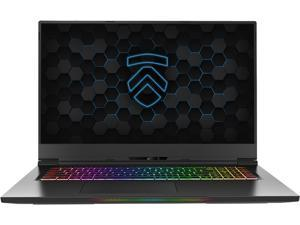 """Eluktronics MAX-17 Covert Gamer Notebook PC: Intel i7-10875H 8-Core NVIDIA GeForce RTX 2070 144Hz Calibrated FHD IPS W10 Home 512GB NVMe SSD 16GB DDR4 RAM - World's Lightest 17.3"""" Gaming Laptop"""