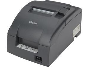 Epson TM-U220B Dot Matrix Two-Color Receipt Printer - Gray