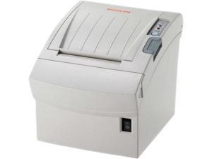 "Bixolon SRP-350plusIII 3"" Direct Thermal Receipt Printer, 180 dpi, WLAN 802.11b/g/n Interface Card, Built in USB & Ethernet, Auto Cutter, White - SRP-350plusIIICOW"