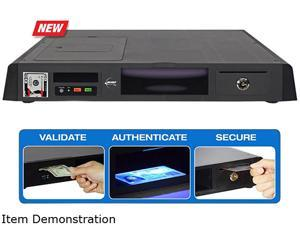 """MMF POS 225T10004 TruVue Verification Station Counterfeit Detection Solution, 16""""W x 16.25""""D x 2.37""""H"""