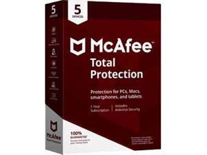 MCAFEE TOTAL PROTECTION 5DEV