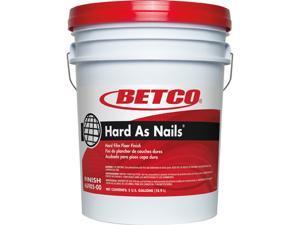 Betco Floor Finish Dries Clear 5 Gallon Pail White 6590500