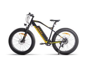 """MZZKBIKE  48V 12.8AH Samsung Removable Lithium Battery 750W Bafang Motor Shimano Deralleur Aluminum Electric Bike For Adults ,26"""" Fat Tire Ebike Mountain Bicycle High Power 1 Year Warranty A01"""